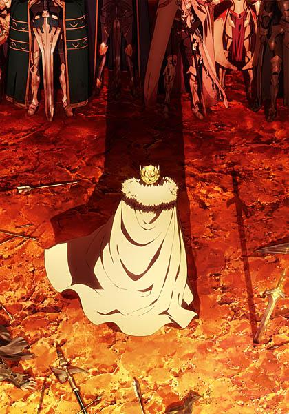 画像集#002のサムネイル/劇場版「Fate/Grand Order -神聖円卓領域キャメロット-」,後編のティザービジュアルと公開時期が発表