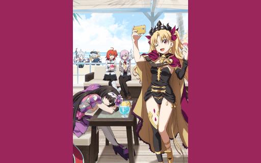 画像集#006のサムネイル/「FGO」,「Fate/Grand Carnival 2nd Season」Blu-ray&DVD 発売記念キャンペーンを開催