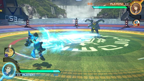 ポッ拳 POKKEN TOURNAMENT