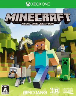 Minecraft: Xbox One Edition」...