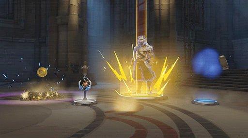 画像(002)北米クローズドβテストが再開したチーム対戦アクション「Overwatch」にキャラクターの成長システムが追加