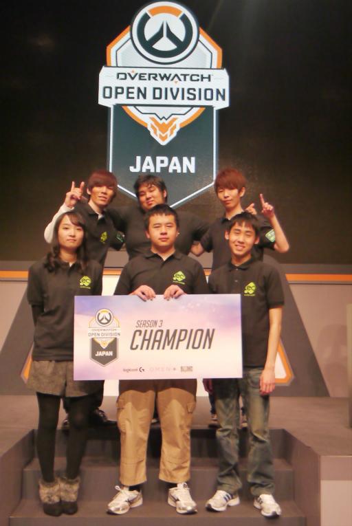 画像(011)寒い聖夜に熱戦展開!「Overwatch OPEN DIVISION JAPAN Season3」のグランドファイナルをレポート