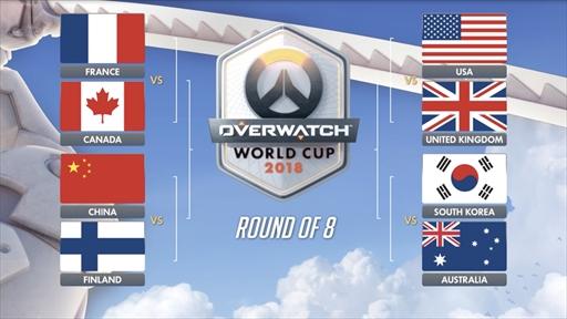 画像(003)「Overwatch World Cup 2018」は,韓国チームが圧巻のパフォーマンスを見せ3連覇を達成。大会MVPにはJJonak選手が選出