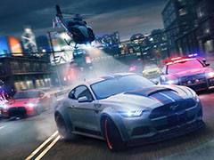 EAからスマホ向け「Need for Speed No Limits」が配信開始。実在メーカーの車輌でレースやカスタマイズを楽しめる