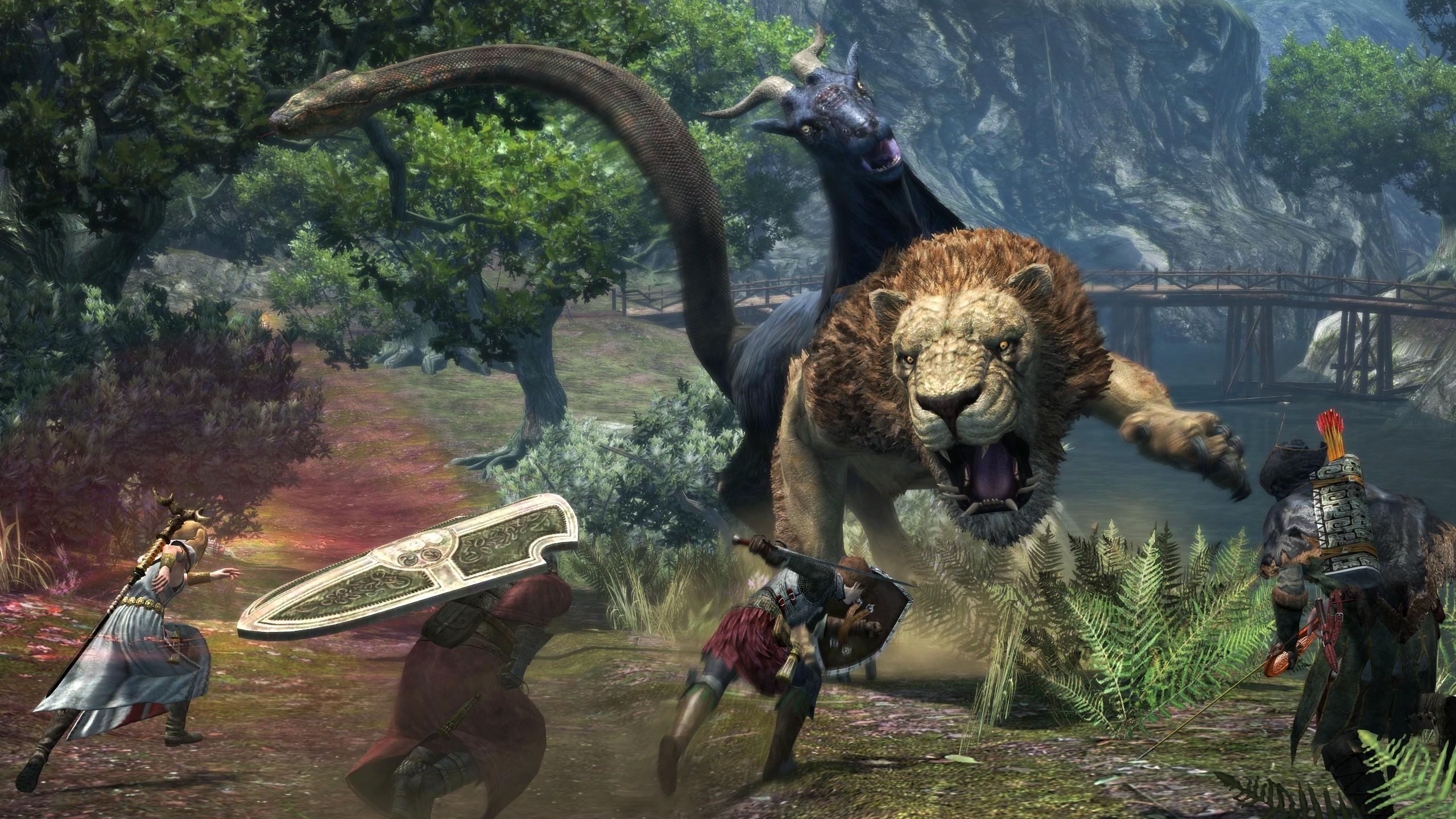 Dragon S Dogma Online Pc 4gamer Net