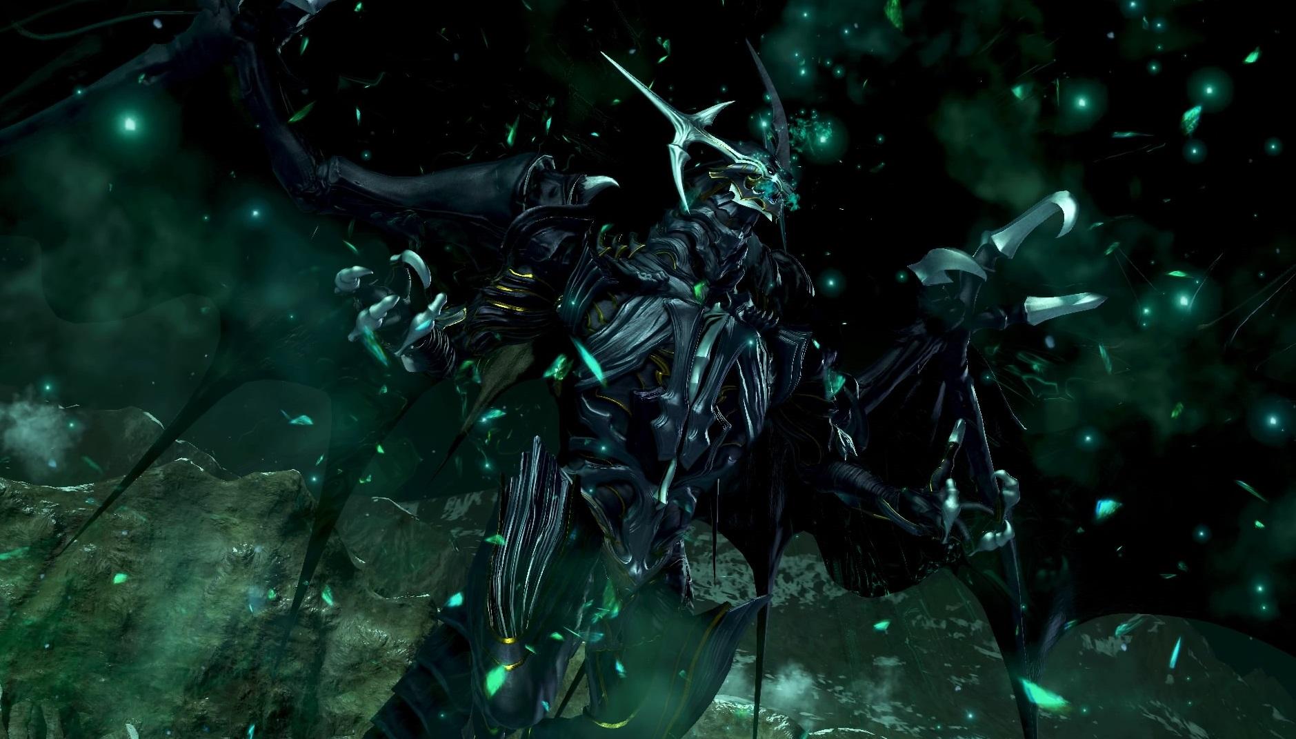 画像集 002 ディシディア ファイナルファンタジー 新召喚獣