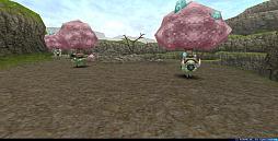 """画像集#004のサムネイル/「トーラムオンライン」,謎の生物""""アノノ""""と冒険する新ミッション2話が公開。新マップと武器の実装も"""