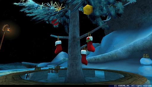 画像集#004のサムネイル/「トーラムオンライン」,クリスマスイベント2020が開催