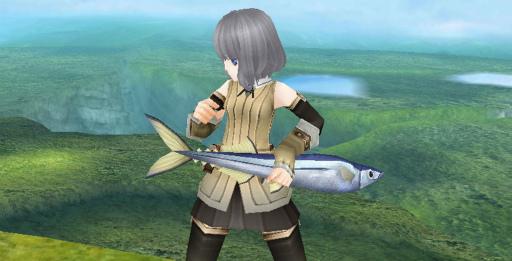 画像集#002のサムネイル/「トーラムオンライン」に秋刀魚型の抜刀剣など秋がテーマの限定装備が登場