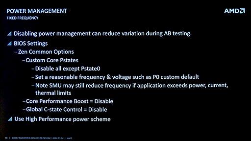 GDC 2017]AMDの技術者が語る,「Ryzenに向けた最適化のコツ」 - 4Gamer net