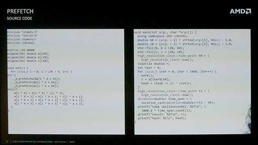 GDC 2017]AMDの技術者が語る,「Ryzenに向けた最適化のコツ