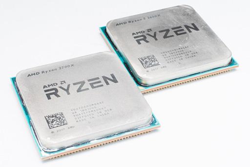 Ryzen 7 2700X」「Ryzen 5 2600X」レビュー。第2世代Ryzenは,そのゲーム