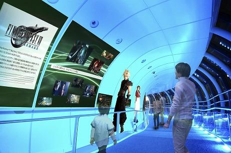 画像(013)「FFVII REMAKE」×東京スカイツリー,コラボの詳細情報が公開。スカイツリーが「魔晄の色」をイメージした特別ライティングに