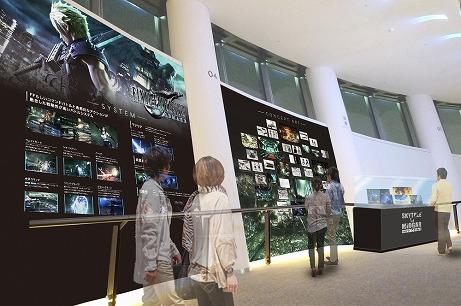 画像(014)「FFVII REMAKE」×東京スカイツリー,コラボの詳細情報が公開。スカイツリーが「魔晄の色」をイメージした特別ライティングに