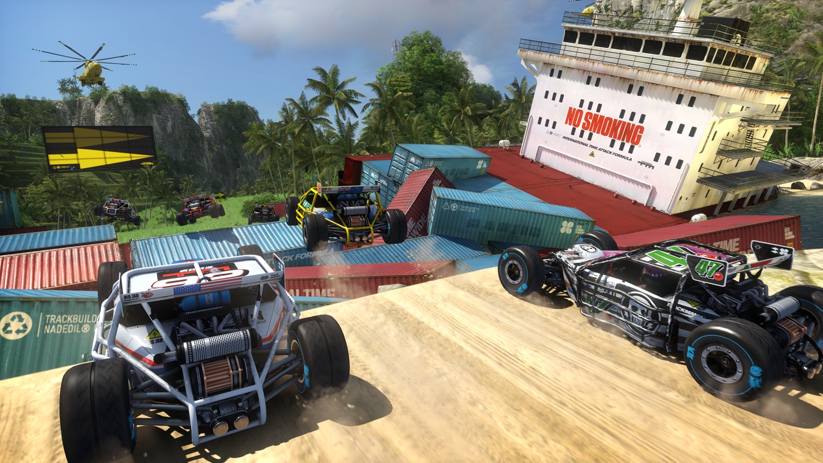 Trackmania Turbo[Xbox_One] -...