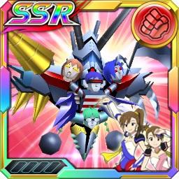 画像集 006 スパロボ X W アニメ版 アイマス に登場した 無尽合体キサラギ が期間限定で参戦中 レアユニットなどをもらえるキャンペーンも 4gamer Net