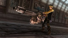 GOD EATER RESURRECTION