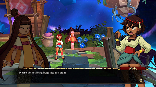 PC版「Indivisible」が本日配信。海外では10月11日にPS4/Xbox One版,年内にNintendo Switch版がリリース