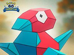 2020年9月,10月の「Pokémon GO コミュニティ・デイ」で大量発生するポケモンがポリゴンとヒトカゲに決定