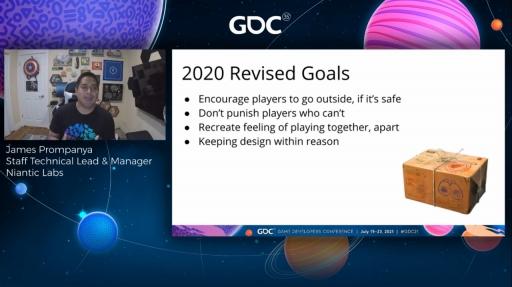 画像集#004のサムネイル/[GDC 2021]「ポケモンGO」の大型イベント・Pokémon GO Fest 2020を振り返る。初のバーチャル開催はどのように成功したか