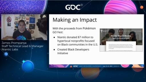 画像集#013のサムネイル/[GDC 2021]「ポケモンGO」の大型イベント・Pokémon GO Fest 2020を振り返る。初のバーチャル開催はどのように成功したか
