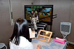 画像(068)「星界神話」声優オーディションを主催した代々木アニメーション学院の声優タレント科とは? グランプリを獲得した「こと」さんのコメントも