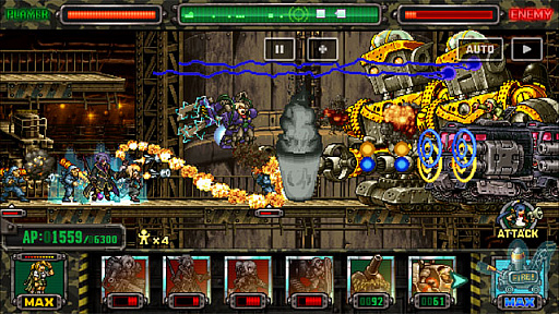 「METAL SLUG ATTACK」,期間限定イベント「Tiny Super Girl」開催