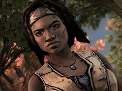 「The Walking Dead: Michonne」のエピソード1「In Too Deep」のローンチトレイラーが公開