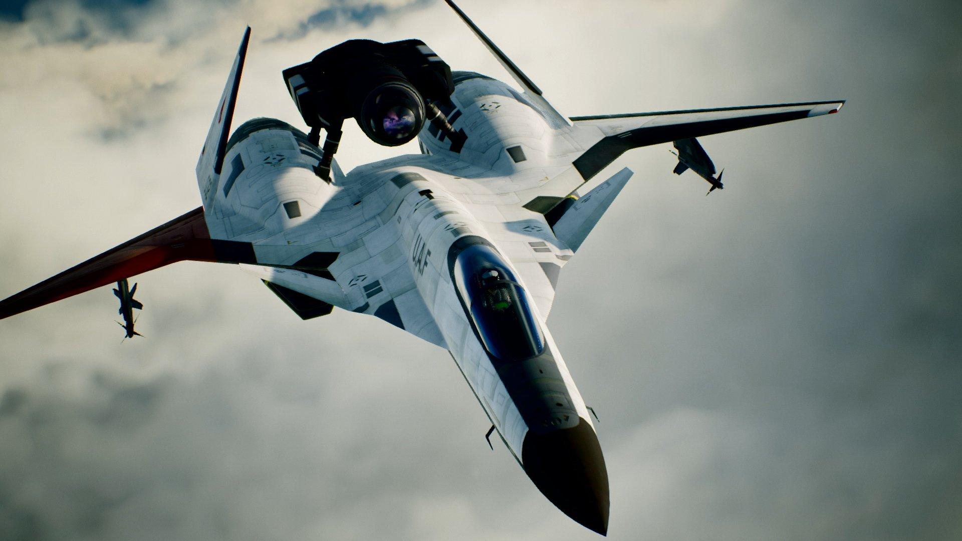 """画像集No.017/""""ADF-01 FALKEN""""もいよいよ参戦。「エースコンバット7 ..."""