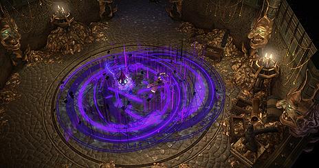 """画像(009)「MU LEGEND」に新クラス「ブラックファントム」が実装。遠距離からの強力な魔法攻撃を得意とする""""純粋なウィザードタイプ"""""""