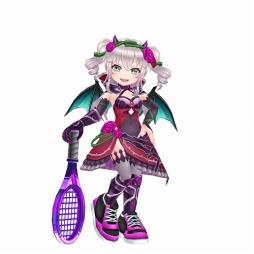 画像(003)「白猫テニス」のメインストーリー第2部1章が公開。シエラとセラータがガチャに登場