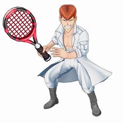 画像(007)「白猫テニス」×「幽☆遊☆白書」コラボが開催。期間中,コラボガチャが1日1回無料に