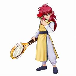 画像(013)「白猫テニス」×「幽☆遊☆白書」コラボが開催。期間中,コラボガチャが1日1回無料に