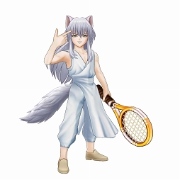 画像(015)「白猫テニス」×「幽☆遊☆白書」コラボが開催。期間中,コラボガチャが1日1回無料に