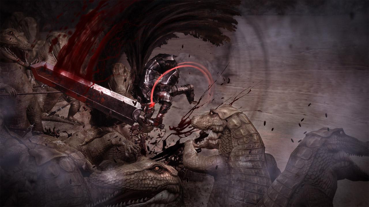 画像集 010 ベルセルク無双 ではゾッドがプレイアブルキャラクター