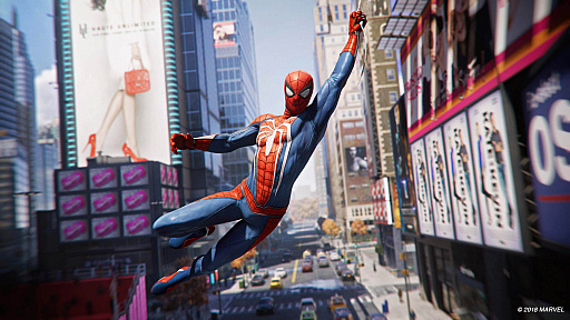 画像(006)「Marvel's Spider-Man」本編に3つのDLCを同梱した「Marvel's Spider-Man Game of the Year Edition」が本日リリース