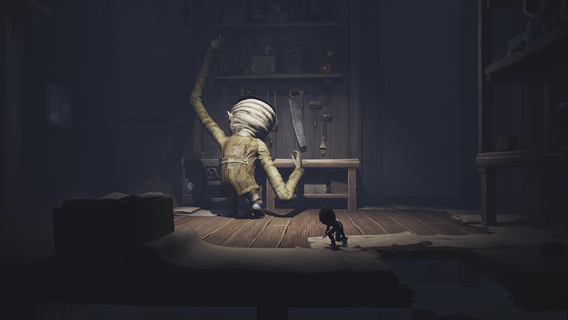 「リトルナイトメア」第2弾DLC「The Hideaway-ひみつのへや-」が11月10日に配信。モウに囚われた少年「ランナウェイ・キッド」第2の物語「リトルナイトメア」第2弾DLC「The Hideaway-ひみつのへや-」が11月10日に配信。モウに囚われた少年「ランナウェイ・キッド」第2の物語