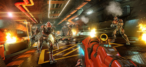 gamescom]スマホ用MMOFPS「Shadowgun Legends」をgamescom 2016で ...