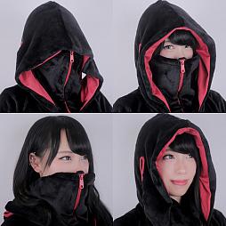 画像(005)Bauhutte,「着る毛布」のゲーマー向けモデル発売