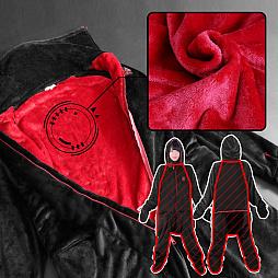 画像(008)Bauhutte,「着る毛布」のゲーマー向けモデル発売