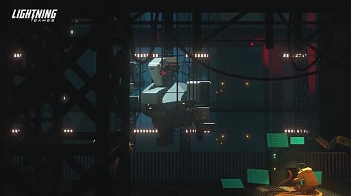 画像集#008のサムネイル/[TGS 2020]「霹靂一閃!Lightning gamesが送る傑作3選」レポート。新作「Project Morpheus」も発表