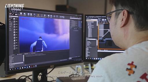 画像集#009のサムネイル/[TGS 2020]「霹靂一閃!Lightning gamesが送る傑作3選」レポート。新作「Project Morpheus」も発表