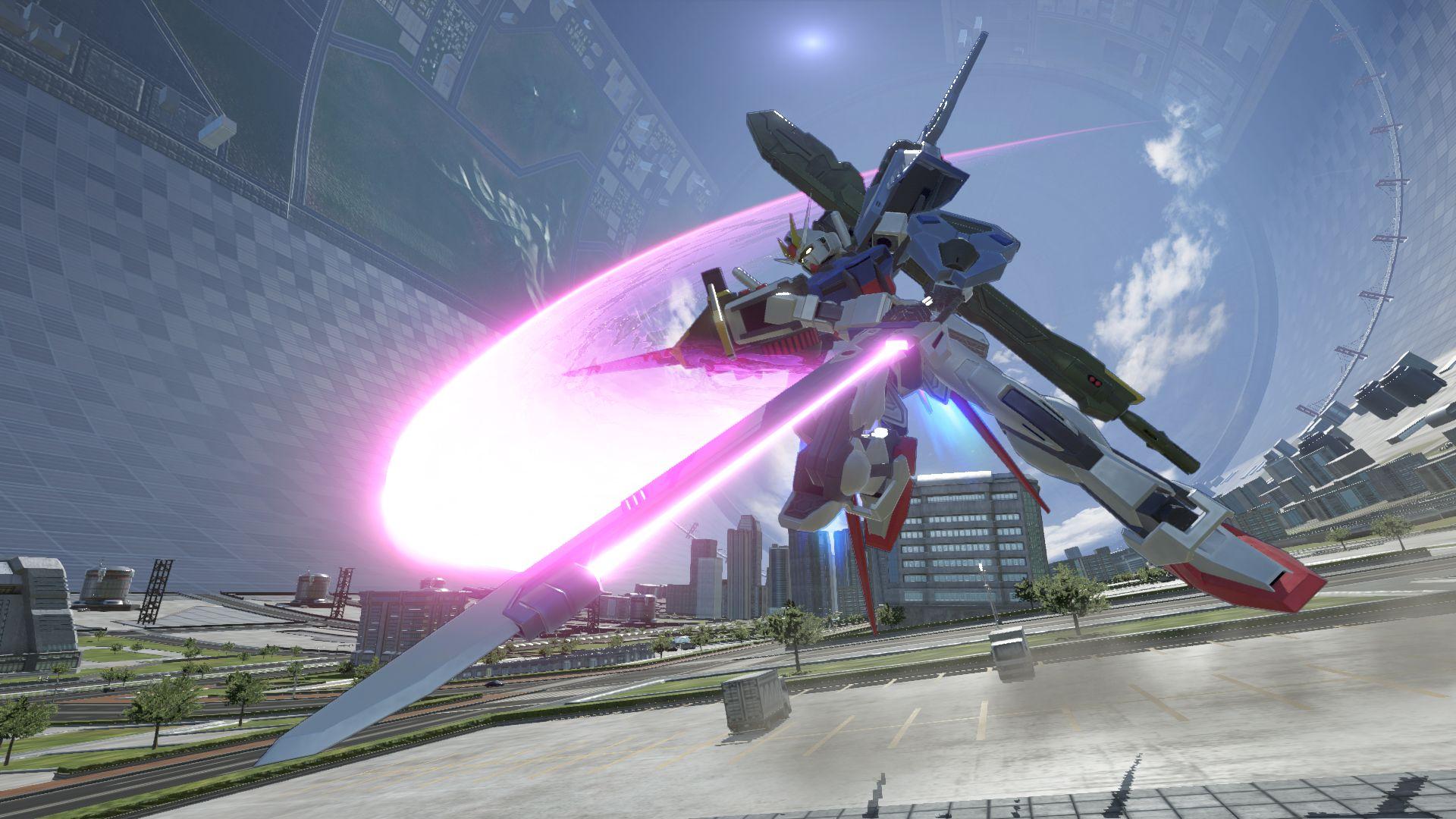 画像集 008 Gundam Versus 新たな追加機体であるガンダム グシオンリベイクと