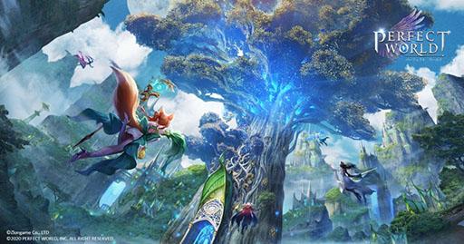 画像(001)MMORPG「パーフェクトワールド M」が2020年内に配信決定。PC版の壮大な世界観やゲームシステムをスマホ向けに再構築