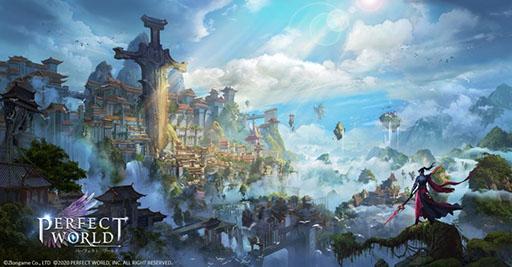 画像(003)MMORPG「パーフェクトワールド M」が2020年内に配信決定。PC版の壮大な世界観やゲームシステムをスマホ向けに再構築