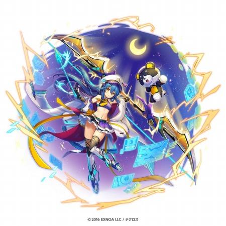画像集#003のサムネイル/「神姫PROJECT A」でベリトとルナが新衣装で再登場。無料ガチャキャンペーンも実施中