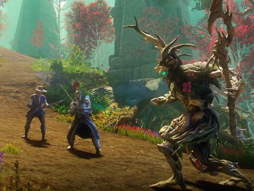 画像(001)Amazon Gamesが贈る15〜16世紀の世界観をもとにした新作MMORPG「New World」は2020年5月にリリース