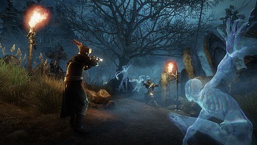 画像(006)Amazon Gamesが贈る15〜16世紀の世界観をもとにした新作MMORPG「New World」は2020年5月にリリース