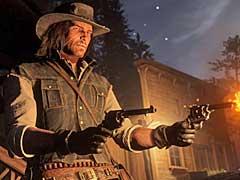 「レッド・デッド・リデンプション2」のオンラインモード「Red Dead Online」が発表。本編発売後の11月にβテスト開始