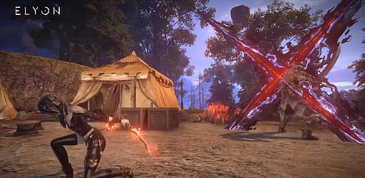 画像(002)KRAFTONの新作MMORPG「ELYON」,戦闘コンテンツの詳細を公開